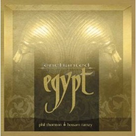 Enchanted Egypt CD с музыкой для Bellydance